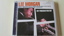 LEE MORGAN THE PROCRASTINATOR OUT OF PRINT BLUE NOTE CONNOISSEUR LIMITED EDITION