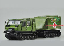 1:43 Russian military medicine vehicles die cast model