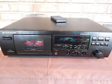 Marantz SD-63 Remote Controlled Three Head Cassette Deck