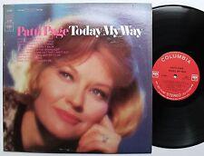 Patti Page Original Columbia Stereo DJ LP 1967