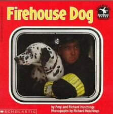 Firehouse Dog (Read With Me) by Hutchings, Richard, Hutchings, Amy, Good Book