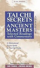 Tai Chi Treasures Ser.: The Poems of Tai Chi Chuan : Selected Readings from...