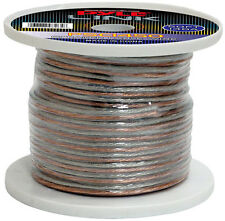 New Pyle PSC1450 14 Gauge 50 ft. Spool of High Quality Speaker Zip Wire