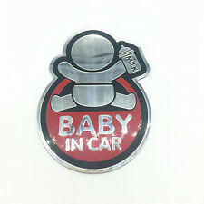Baby On Board window sticker full color  car stickers metal car bumper
