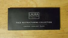 LAURA GELLER FACE RESTRUCTURING COLLECTION CONTOUR - HIGHLIGHT - BLUSH unsealed