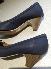 Navy Size 6 Shoes