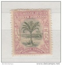North Borneo 1897 3C Mint/Unused (MH) SG97 BC237