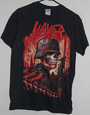 SLAYER 2012-13 WORLD PAINTED BLOOD TOUR T-SHIRT SIZE: SMALL