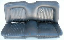 REAR BACK PASSENGER SEAT BENCH FORD THUNDERBIRD OEM 1961-1963
