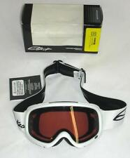 Smith Optics Gambler Youth Snow Goggle White Frame, RC36 Lens