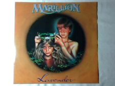 "MARILLION Lavender 12"" UK BLACK LABEL"