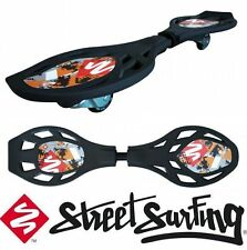 Street surfing Waveboard skateboard casterboard Wave LX dynamity especial eje
