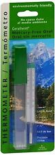 Geratherm Thermometer Oral Mercury Free 1 Each (Pack of 8)