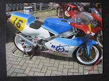 Photo Honda RS500 #16 Cees Doorakkers (NED) GP Parade Tubbergen 2014