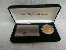 Mickey Mantle New York Yankees Highland Mint Bronze Coin Kodak Phone Card Set