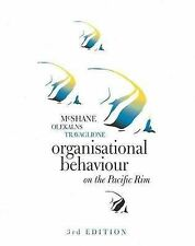 Organisational Behaviour on the Pacific Rim (3rd. ed.) by McShane, Olekalns & Tr