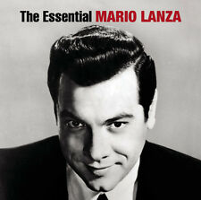 Essential Mario Lanza - Mario Lanza (2007, CD NEUF)2 DISC SET