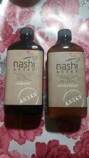 Nashi argan shampoo 500 ml + conditioner 500 ml