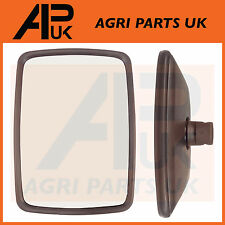 "JCB 3CX Parts Mirror Head 11.5"" x 8.5"" fits many Models Digger Dumper Part"