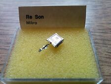 Re Son 33 Reson 33/45T E649 N649 Tonnadel ceramic Mono Cartridge Stylus Needle