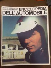 Sergio Pininfarina ENCICLOPEDIA DELL'AUTOMOBILE 1967 n° 18 Jim Hall  23/6