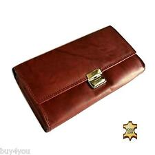 2in1 Leather Operating Budgets Taxi Purse purce Business Cards Waitress Bag