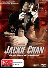 Jackie Chan Collection - Past To Present (DVD, 2006, 3-Disc Set)