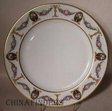 HUTSCHENREUTHER china hut604 FLOWER BASKET URN SWAG Eleven (11) Dinner Plates