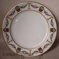 HUTSCHENREUTHER china hut604 FLOWER BASKET URN SWAG Eleven (11) Dinner Plates