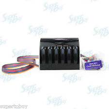 DELUXE Bulk Ink System for Epson Stylus Photo 1390 1400 1410 Artisan 1430 CISS