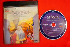 Moses bound for the promised land CDI CD-I PHILIPS COMPLET PAL
