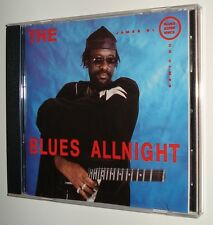 JAMES BLOOD ULMER BLUES EXPERIENCE / BLUES ALLNIGHT - Rare CD IN+OUT US 1990