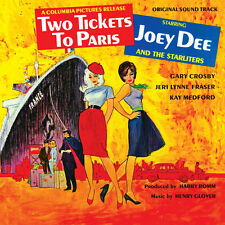 Joey Dee & The Starliters – Two Tickets To Paris CD