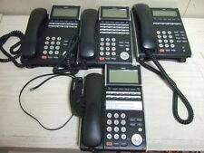 4 NEC Business SYSTEM DT300 SERIES Phone DLT 12D 24D 6DE 1 DLV(XD)Z-Y FOR 1MONEY