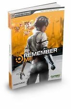 Remember Me Signature Series Strategy Guide (Bradygames Signature Guides), Brady