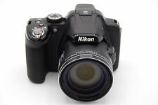 Nikon Coolpix P520 18.1MP 41.7x Zoom 3.2''Screen Digital Camera