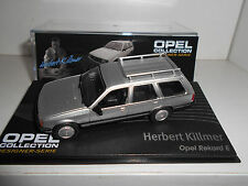 OPEL REKORD E CARAVAN H.KILLMER OPEL COLLECTION EAGLEMOSS IXO 1:43