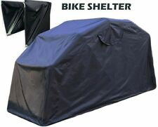 OUTSIDE BIKE BARN MOTORCYCLE STORAGE DRIVEWAY MOTORBIKE SHELTER GARAGE SHED