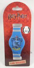 New Harry Potter Ravenclaw Stripe LED Digital Rubber Wrist Watch