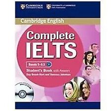 Complete: Complete IELTS Bands 5-6. 5 by Guy Brook-Hart (2012, CD-ROM /...