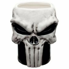 The Punisher Skull Marvel Comics Officially Licensed sculpted Coffee Mug