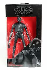 "Star Wars Black Series K-2SO 6"" Action Figure Rogue One #24"