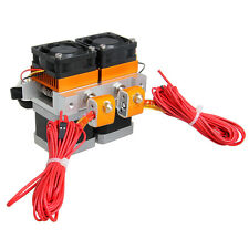 MK8 Dual Extruder With Dual Stepper Motor for 3D Printer Multiple Color Print