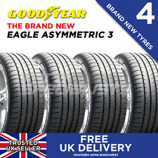 4x NEW 225 40 18 GOODYEAR EAGLE F1 ASYMMETRIC 3 92Y XL TYRE 225/40R18 (4 TYRES)