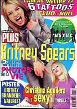 BRITNEY SPEARS POSTER Baby One More Time Oops pop star NSYNC christina aguilera
