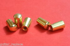 Tip Hat Metal Brass Latón Epi 3.8 mm. Les Paul SG Metric Size Switch Toggle