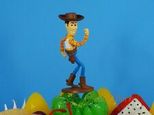 Cake Topper Disney Toy Story Woody Cowboy Andy Figure Decoration K1018_P