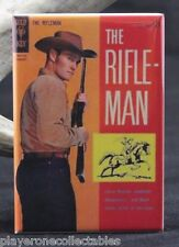 "The Rifleman #14 Dell Comic Book 2"" X 3"" Fridge Magnet. Chuck Connors"