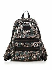 NWT Marc By Marc Jacobs Domo Arigato Brushstroke Camouflage Nylon Backpack -Moss