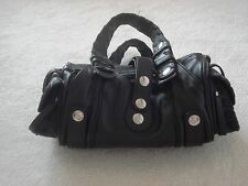 NWOT Chloe Dark BrownLeather Silverado Bag Womens